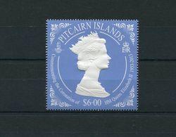 """Pitcairn - Mi.Nr. 883 - """"60. Jahre Krönung"""" ** / MNH (aus Dem Jahr 2013) - Briefmarken"""