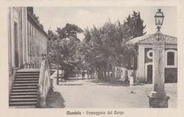 Cartolina - Mandela - Passeggiata Del Borgo - Roma