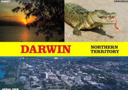 Australia - Darwin Multiview, NT Unused - Darwin