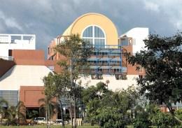 Australia - The Beaufort Darwin Centre, NT Unused - Darwin
