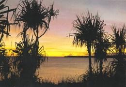 Australia - Sunset At Fanny Bay, Darwin NT Unused - Darwin