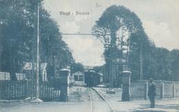 Cartolina - Fiuggi - Stazione - Frosinone