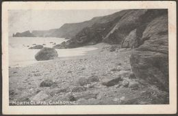 North Cliffs, Camborne, Cornwall, C.1905-10 - Postcard - England