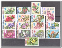 Bermuda 1970, Postfris MNH, Flowers - Bermuda