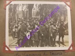 1925 Photo Scoutisme Scout Campeurs Du Vercors - Personnes Anonymes
