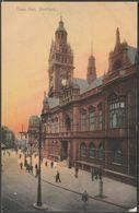 Town Hall, Sheffield, Yorkshire, C.1905-10 - Boots Pelham Postcard - Sheffield