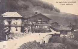 Saint Jean De Sixt Le Pont Des Etroits 1921 - Annecy