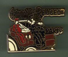 PEUGEOT PARIS *** Signe HELUIM ***  A039 - Peugeot