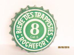 Capsules Ou Plaques De Muselet  BIÈRE Des TRAPPISTES   8   ROCHEFORT - Beer