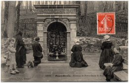 29 PONT-CROIX - Fontaine De Notre-Dame De Rosclu... - Pont-Croix