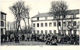 29 PONT-CROIX - Hopital Temporaire N° 37 - Cour - Pont-Croix