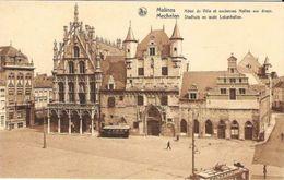 MALINES-MECHELEN - Hôtel De Ville Et Anciennes Halles Aux Draps - Thill, Série 21, N° 23 - N'a Pas Circulé - Mechelen