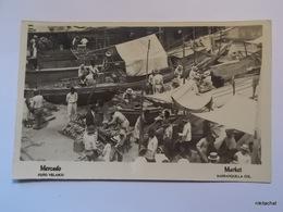 Baranquilla-Mercado-Carte Photo - Colombia