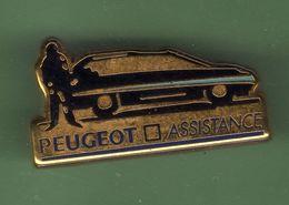 PEUGEOT *** ASSISTANCE *** Signe CECOP ***  A039 - Peugeot