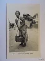 Javaanse Vrouw-Paramaribo-Netherlands Guiana - Surinam