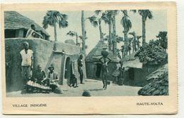 BURKINA FASO - AK 316054 Haute-Volta - Village Indigéne - Burkina Faso