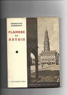 Livre Flandre Et Artois Par Germaine Acremant - Picardie - Nord-Pas-de-Calais