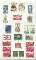 Italie Les 3 Pages - 6. 1946-.. República