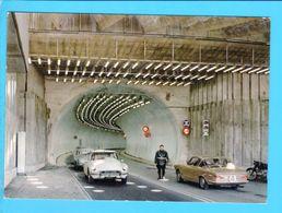 Cp Carte Postale - Tunnel Du Mont Blanc - Chamonix-Mont-Blanc
