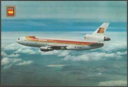 Iberia McDonnell Douglas DC-10 - FISA Tarjeta - 1946-....: Modern Era