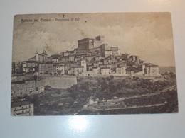 ITALIA LAZIO CARTOLINA DA SORIANO NEL CIMINO ROMA FORMATO PICCOLO  VIAGGIATA - Roma