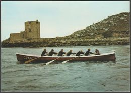 The Czar Near Cromwell's Castle, Tresco, Isles Of Scilly, C.1980s - Gibson Postcard - Scilly Isles