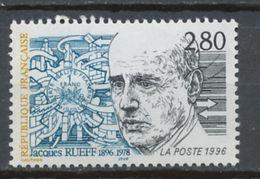 FRANCE - 1996 -  - NEUF - Yvert 2994 - Unused Stamps
