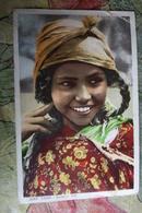 EGYPT - Cairo - Young Bedouin Girl - Egypt