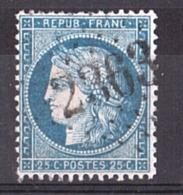 France - Cérès N° 60A - GC 2363 Miradoux (Gers) - Marcophilie (Timbres Détachés)