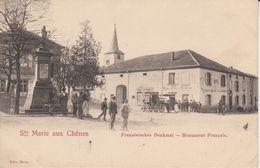 57  ST  Marie Aux Chenes  Monument Français  NELS METZ - France