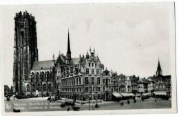 Mechelen   Hoofdkerk St Rombout - Mechelen