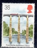 GB+ Großbritannien 1989 Mi 1209 Mnh Aquädukt - 1952-.... (Elizabeth II)