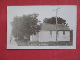 RPPC  M.E. Church Sherman  South Dakota    Ref 2844 - Etats-Unis