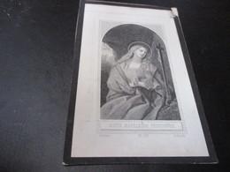 Dp, 1841 - 1866, Wanzele, De Bruycker  Begijntje In Het Klein Begijnhof Gent - Images Religieuses