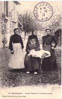 Bressanes Ancien Costume Et Costume Moderne - France
