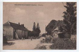 VILLENEUVE D'AMONT (25) - CENTRE - Sonstige Gemeinden