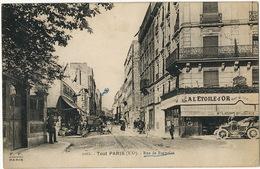 Paris 20   Tout Paris Fleury 2002 Rue De Bagnolet - District 20