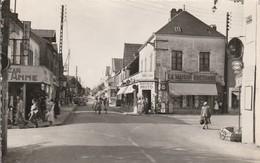 LA  BERNERIE La Rue Georges Clémenceau - La Bernerie-en-Retz