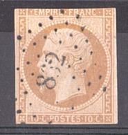 France - Napoléon III N° 13A - PC 862 Cinq-Mars (Indre Et Loire) - Marcophilie (Timbres Détachés)
