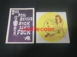45T POOH STICKS Hard On Love Flexi Disque + 24 Page Fun'zine Flexidisc C86 - Special Formats