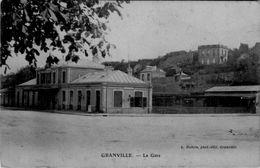 50 / GRANVILLE / GARE   LOT  109 - Granville