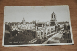 61-   Christ Church, Oxford - 1928 - Oxford