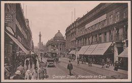 Grainger Street, Newcastle On Tyne, Northumberland, C.1915 - Bealls RP Postcard - Newcastle-upon-Tyne