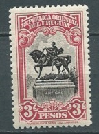 Uruguay   - Yvert N°  358 * ( Tres Légere )   -   Po57112 - Uruguay