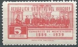 URUGUAY  - YVERT N°  507 *  - Po57128a - Uruguay