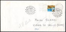 ITALIA ROMA 1992 - MILITARIA IN EUROPA - DISPACCIO STRAORDINARIO CON ELICOTTERO PER VIGNA DI VALLE - Elicotteri