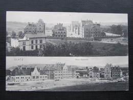 AK GLATZ Klodzko 1906 Kaserne  //  D*30337 - Schlesien