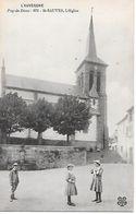 ST-SAUVES - ( 63 ) - L'église - France