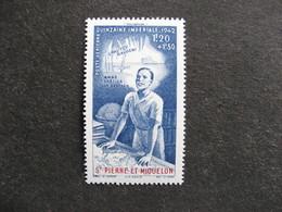 Saint Pierre Et Miquelon: TB PA N°3, Neuf X. - Poste Aérienne