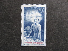 B). Saint Pierre Et Miquelon: TB PA N°3, Neuf X. - Poste Aérienne